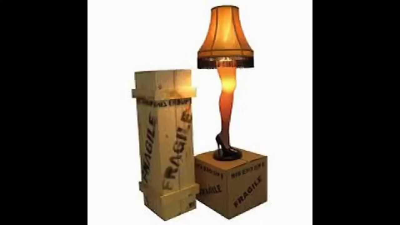 Christmas Leg Lamp Full Size  Best Floor Lamps Modern