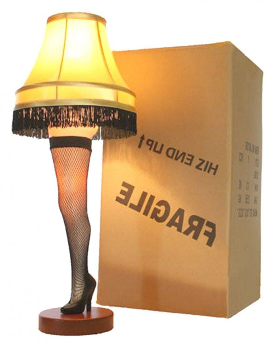 Christmas Leg Lamp Full Size  A Christmas Story 26 good Christmas Story Full Size Leg