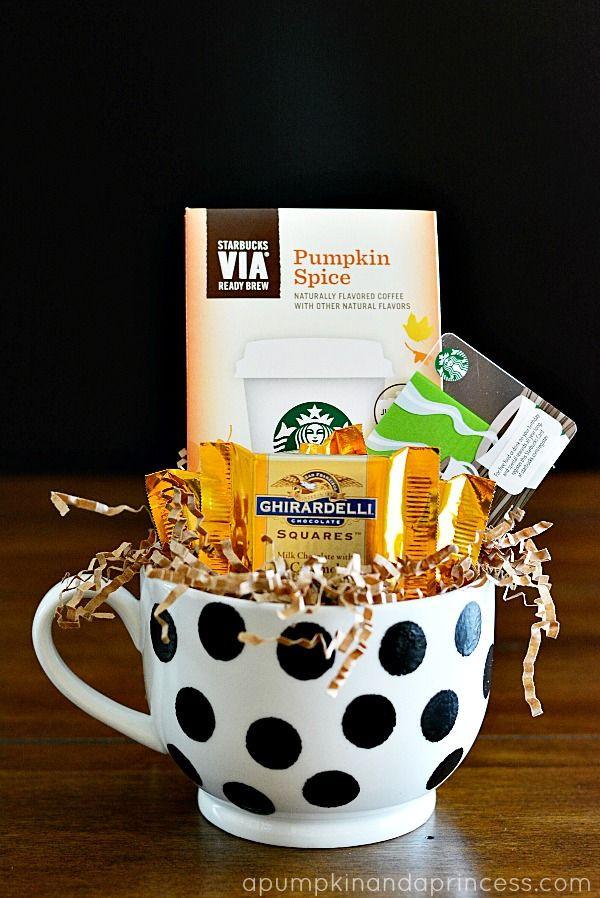 Christmas Mug Gift Ideas  20 Gift Basket Ideas Coffee mugs