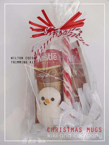 Christmas Mug Gift Ideas  DIY Christmas Mugs I Heart Nap Time