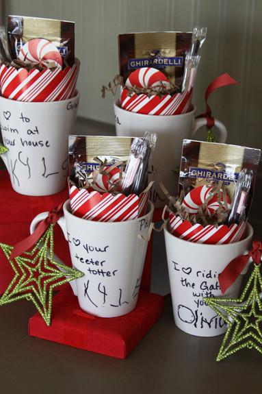 Christmas Mug Gift Ideas  Great Christmas Gift For Kids To Make And Give
