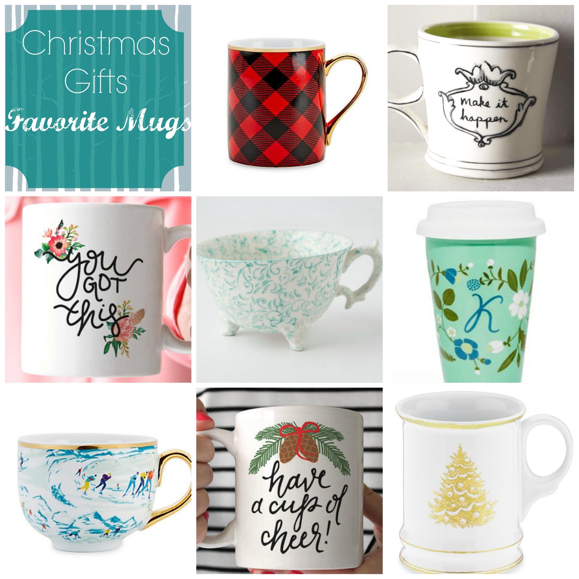 Christmas Mug Gift Ideas  Christmas Gift Ideas The Perfect Mug