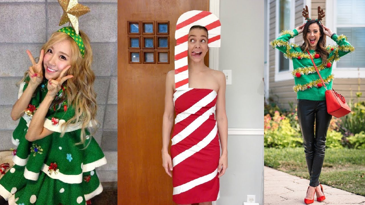Christmas Party Costume Ideas  BEST CHRISTMAS COSTUME IDEAS