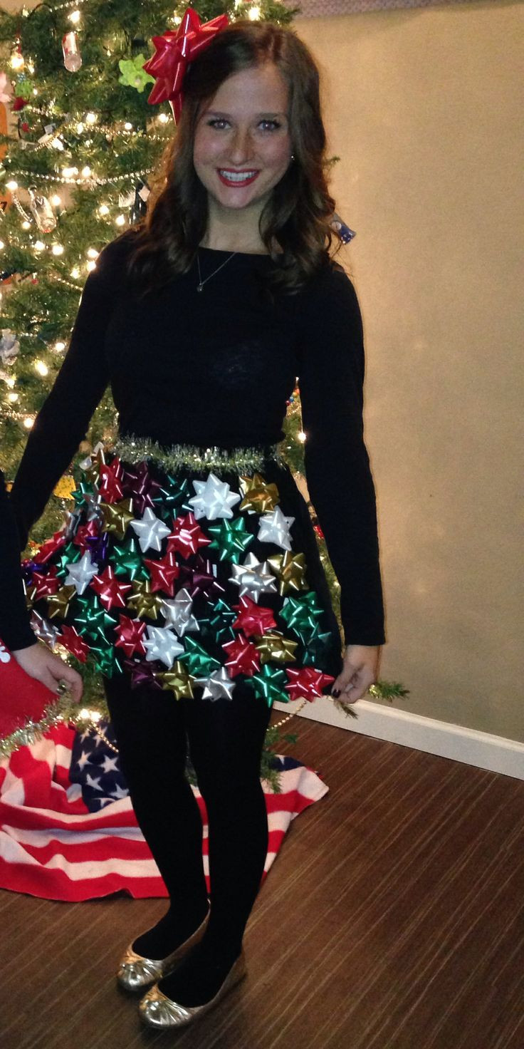 Christmas Party Costume Ideas  25 best ideas about Tacky Christmas Outfit on Pinterest
