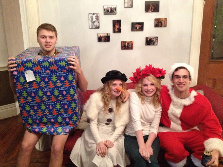 """Christmas Party Costume Ideas  Ten Steps to Planning a Successful """"Themed"""" Party"""