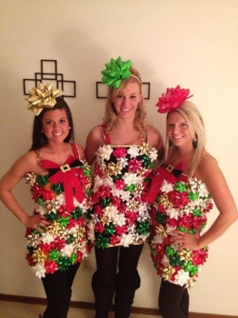 Christmas Party Costume Ideas  Ugly Christmas Sweaters 13 Worst Xmas Sweaters PHOTOS