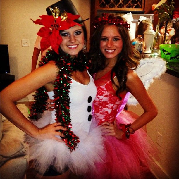 Christmas Party Costume Ideas  Stylish Christmas Costume Ideas For Your Holiday Party
