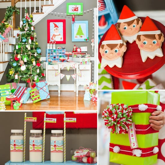 Christmas Party Ideas For Toddler  Elf on the Shelf Christmas Party For Kids