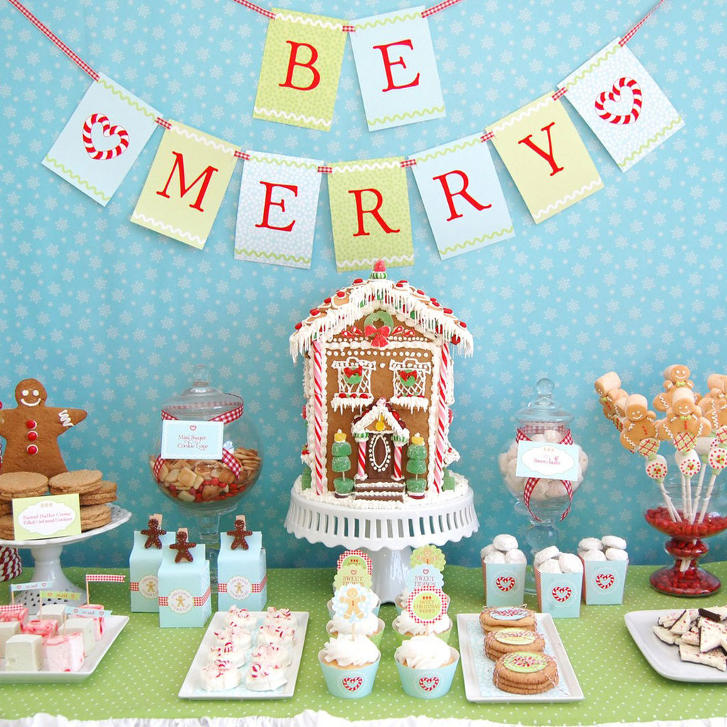 Christmas Party Ideas For Toddler  Christmas Party Ideas For Kids