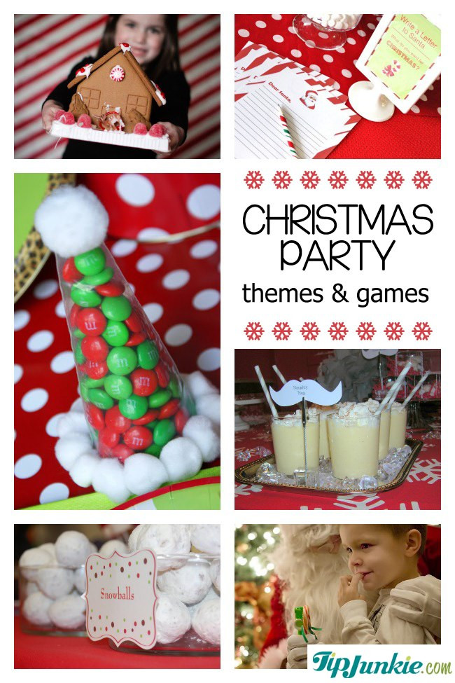 Christmas Party Ideas For Toddler  34 Christmas Games & Party Themes best parties ever