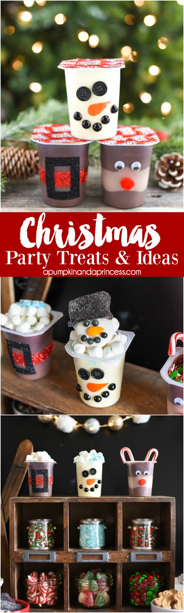 Christmas Party Ideas For Toddler  Christmas Party for Kids A Pumpkin And A Princess