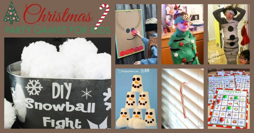 Christmas Party Ideas For Toddler  Christmas Party Games