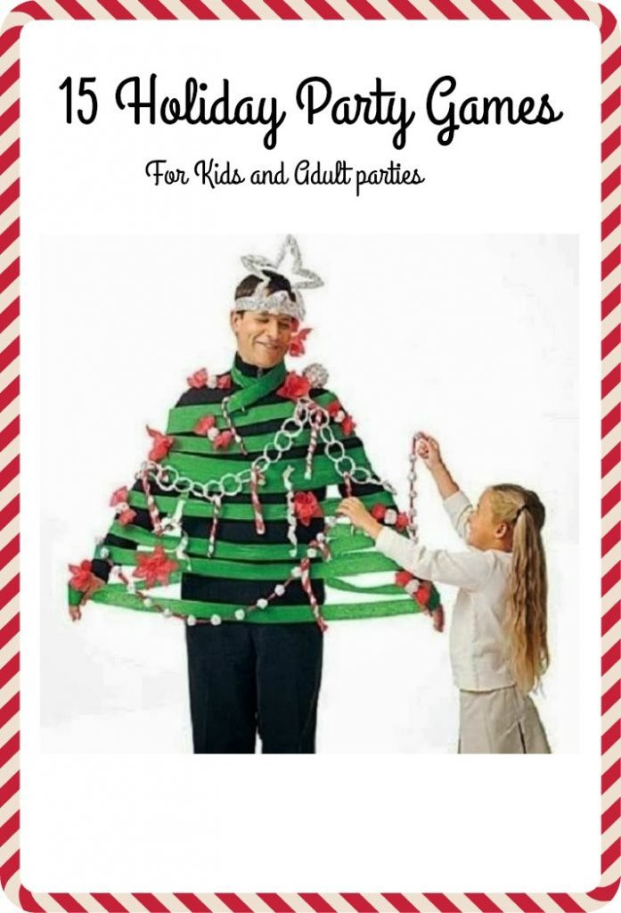 Christmas Party Themes Ideas For Adults  15 Christmas Party Games to Play on Christmas for Adults