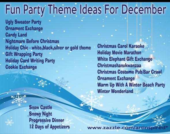 Christmas Party Themes Ideas For Adults  25 best ideas about Christmas Party Themes on Pinterest