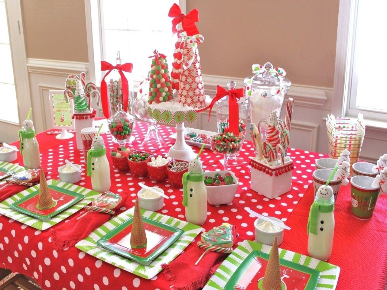 Christmas Party Themes Ideas For Adults  Bedroom furniture placement ideas kids christmas birthday