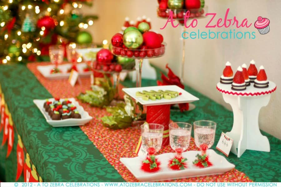 Christmas Party Themes Ideas For Adults  Easy Christmas Party Ideas