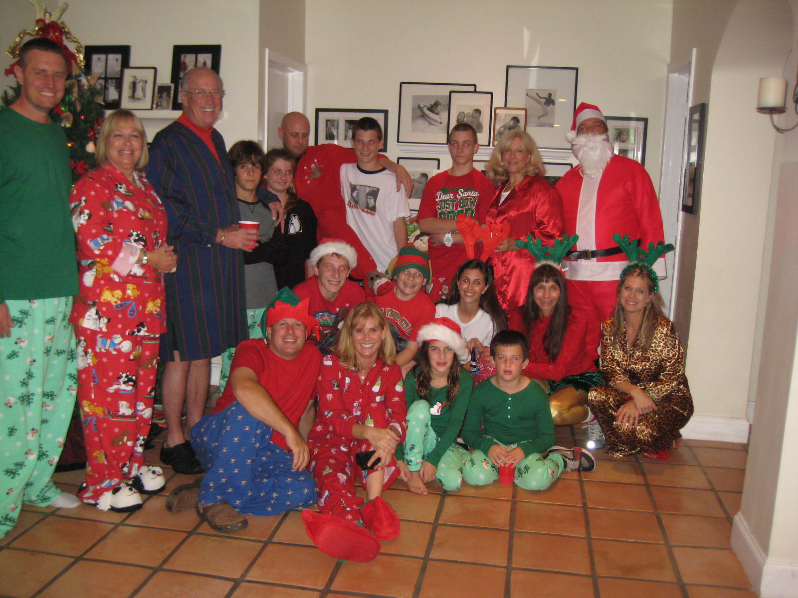 Christmas Party Themes Ideas For Adults  Creative Party Ideas by Cheryl Christmas Pajama Party