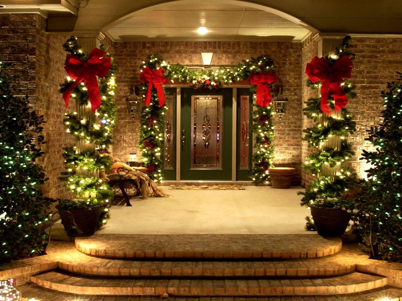 Christmas Porch Decor  Colorado Homes and mercial Properties Be e