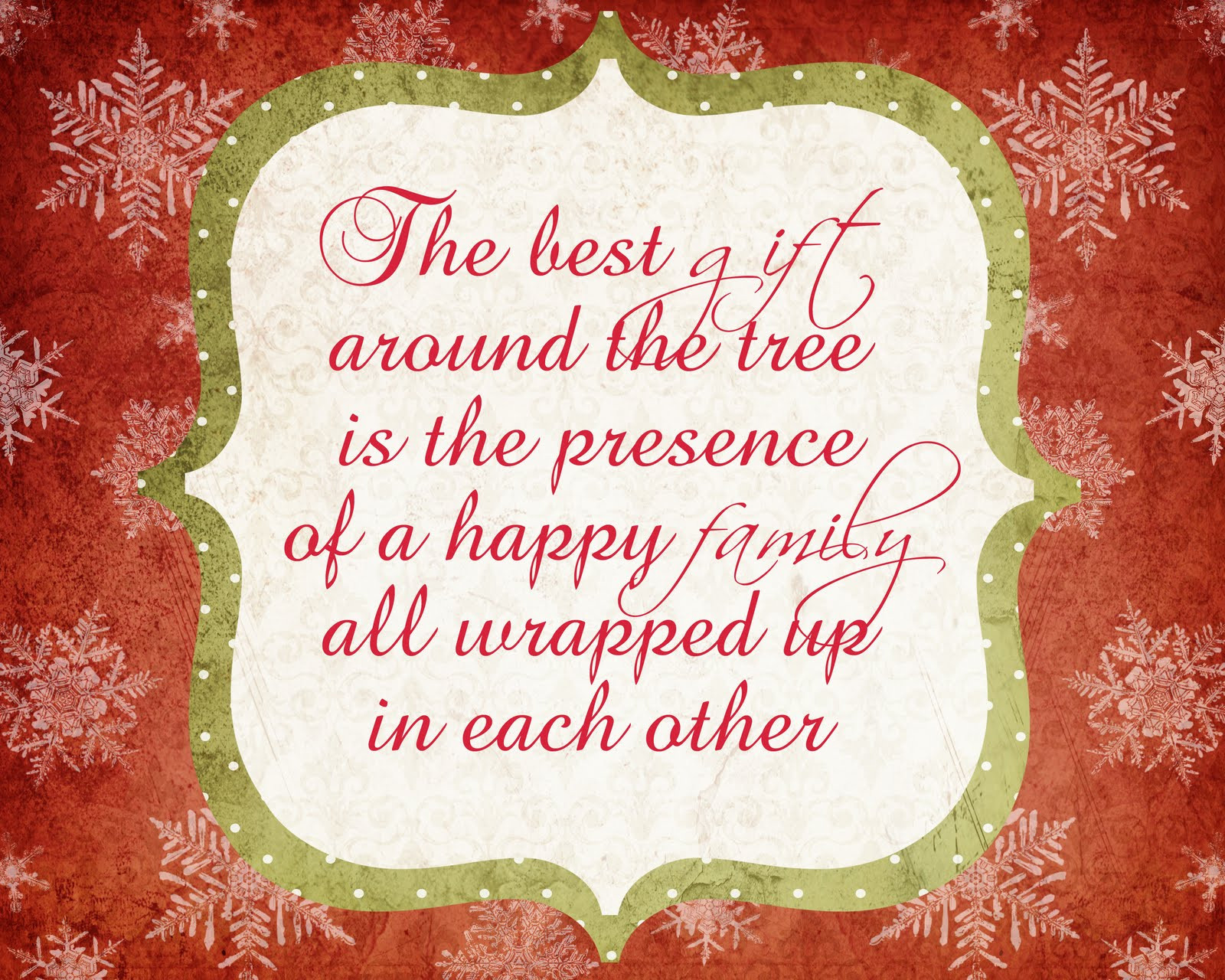 Christmas Quotes For Cards  A Pocket full of LDS prints Christmas Scripture Print