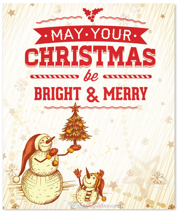 Christmas Quotes For Cards  Cute Christmas Greetings Sayings – Christmas Wishes