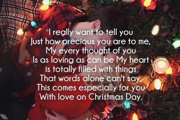 Christmas Quotes For Her  25 Merry Christmas Love Poems for Her and Him
