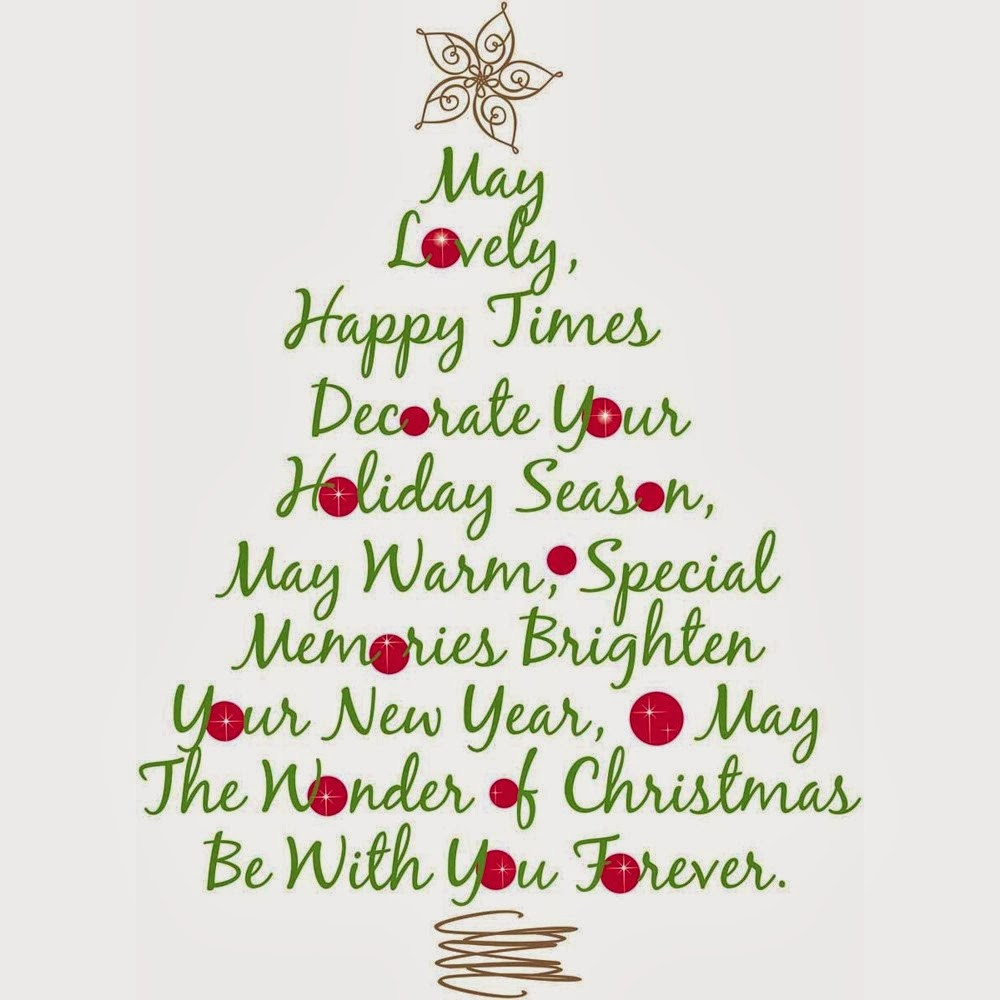 Christmas Quotes For Her  Merry Christmas Quotes for Cards Sayings for Friends and