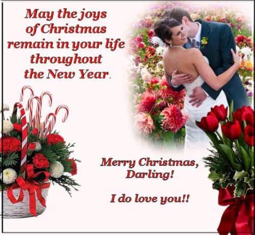 Christmas Quotes For Her  30 Merry Christmas Love Quotes – Pelfusion