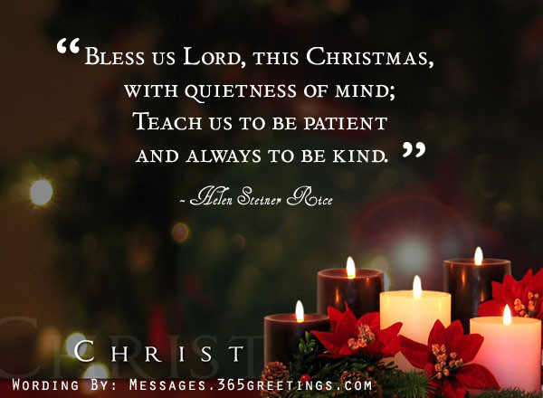 Christmas Quotes Religious  Christmas Card Quotes and Sayings 365greetings