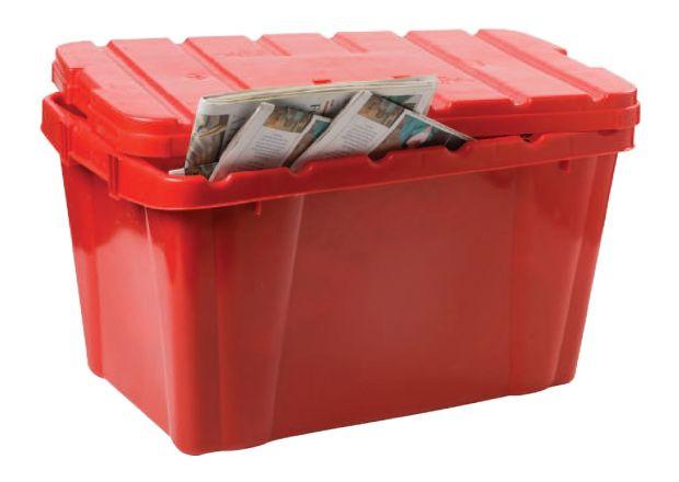 Christmas Storage Bins  1 Christmas storage bins