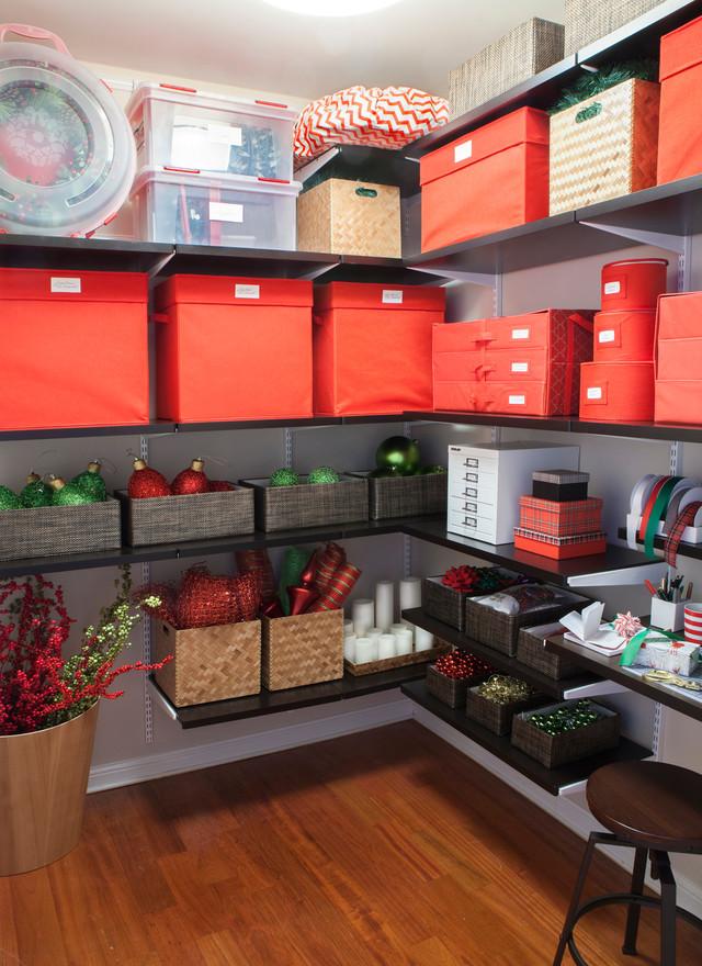 Christmas Storage Bins  Ken Tremback s Winter Wonderland of Christmas Storage