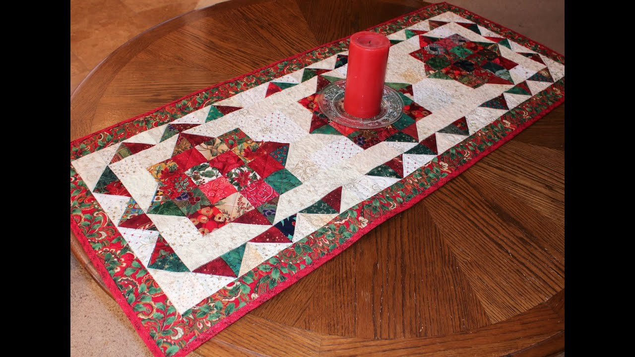 Christmas Table Runner  christmas table runner