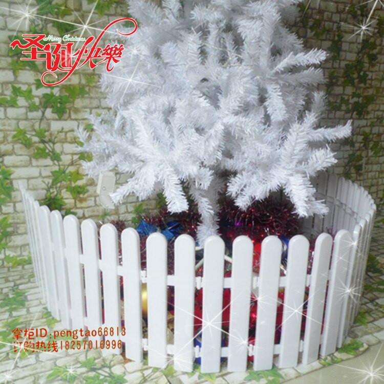 Christmas Tree Fence Indoors  Christmas tree fence plastic fence partition fence indoor
