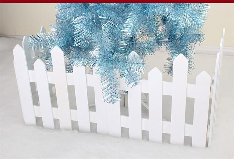 Christmas Tree Fence Indoors  Mini Indoor Tree Fence Christmas Tree Fence Indoor Wood