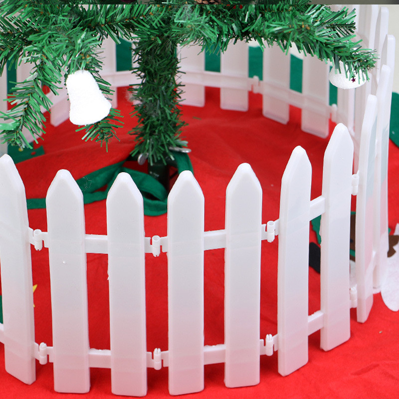Christmas Tree Fence Indoors  Free Standing Fence Promotion Shop for Promotional Free