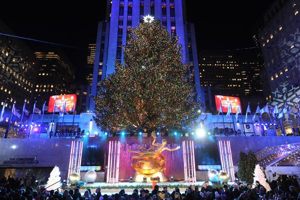 Christmas Tree Lighting Chicago 2019  New York City Holiday Events Christmas in NYC