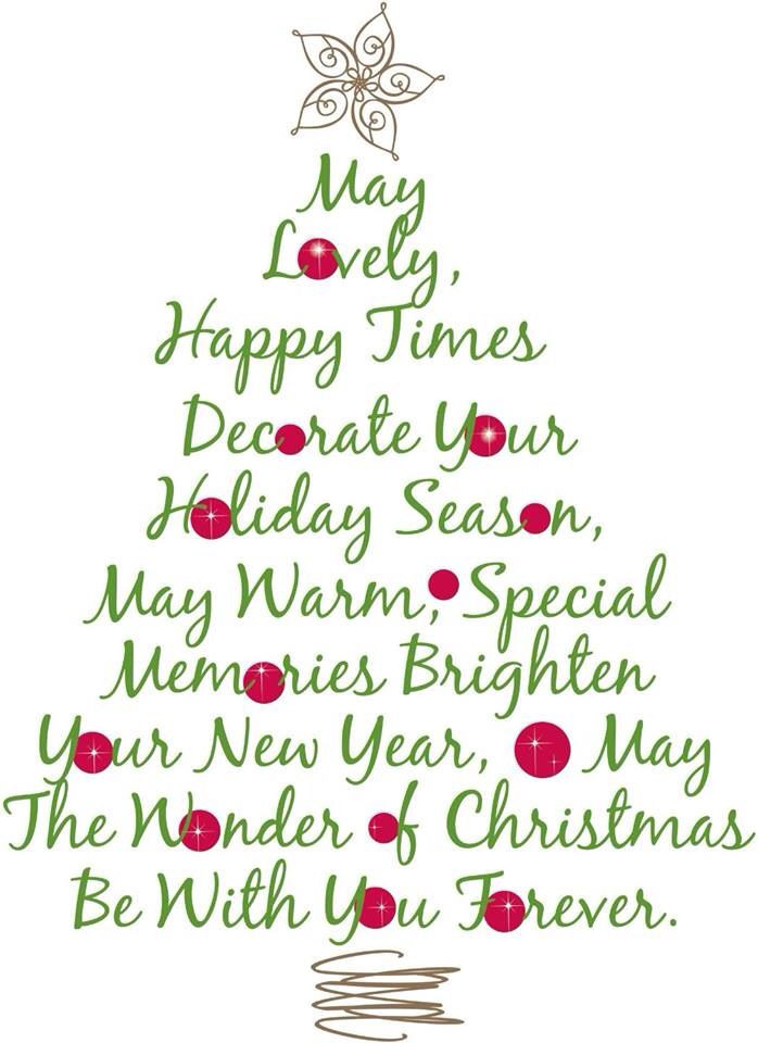 Christmas Trees Quotes  17 Best Christmas Wishes Quotes on Pinterest