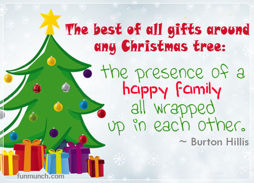 Christmas Trees Quotes  17 Incredibly Inspirational Quotes About Christmas LDS S