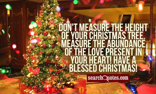 Christmas Trees Quotes  Christmas Tree Quotes Quotations & Sayings 2019