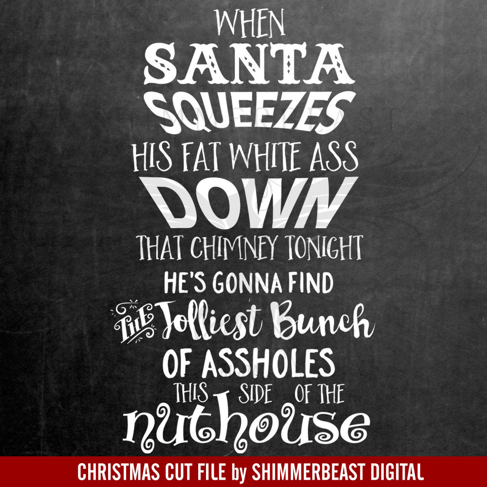 Clark Griswold Quotes Christmas Vacation  Christmas SVG Cut File