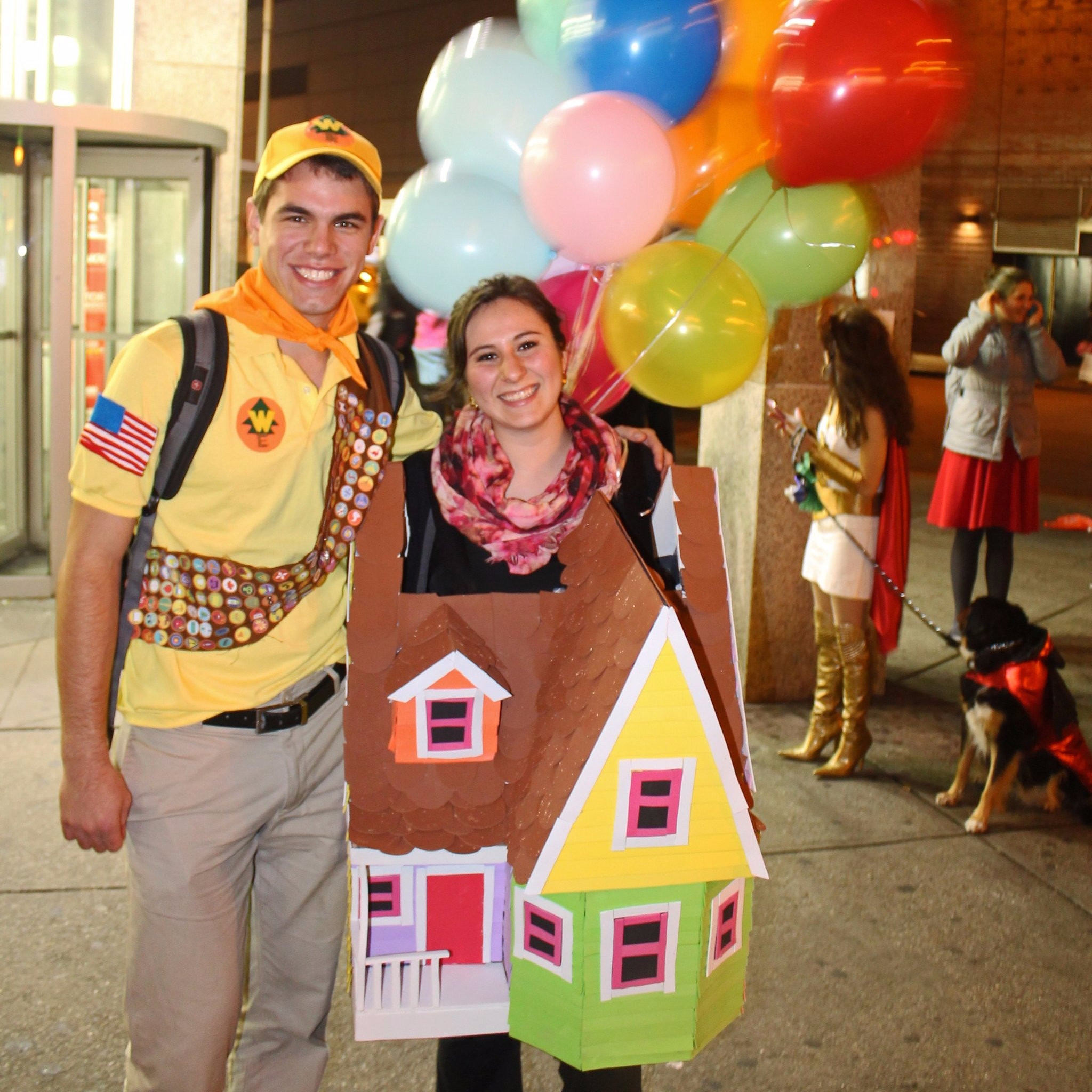 Clever DIY Halloween Costumes  10 Famous Creative Halloween Costume Ideas For Couples 2019