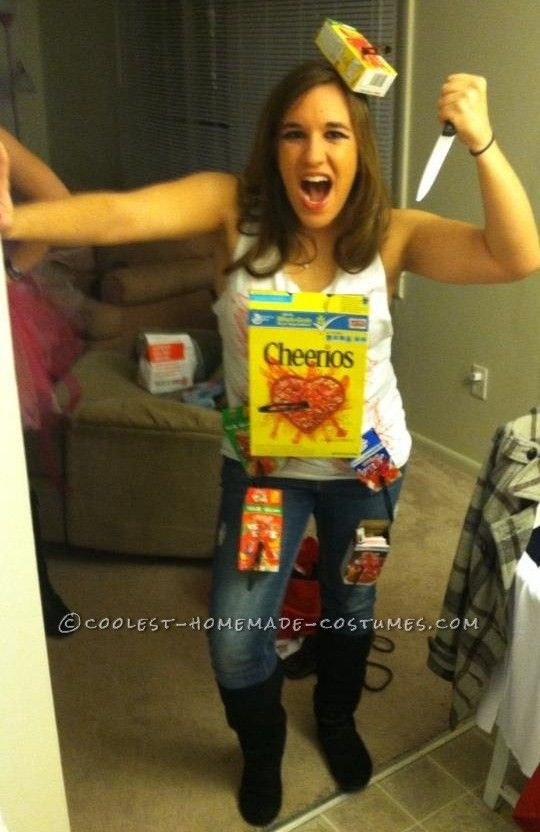 Clever DIY Halloween Costumes  184 best Last Minute Costume Ideas images on Pinterest