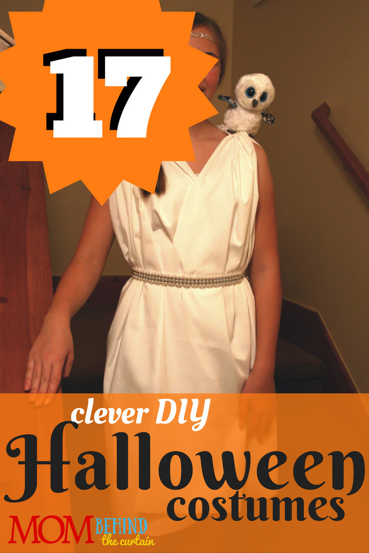Clever DIY Halloween Costumes  17 clever DIY Halloween costumes you can make • Mom
