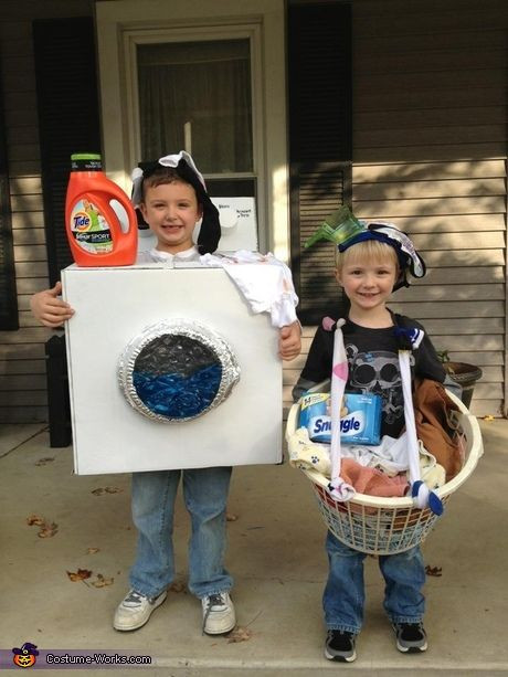 Clever DIY Halloween Costumes  30 Creative Halloween Costume Ideas for Kids in 2019