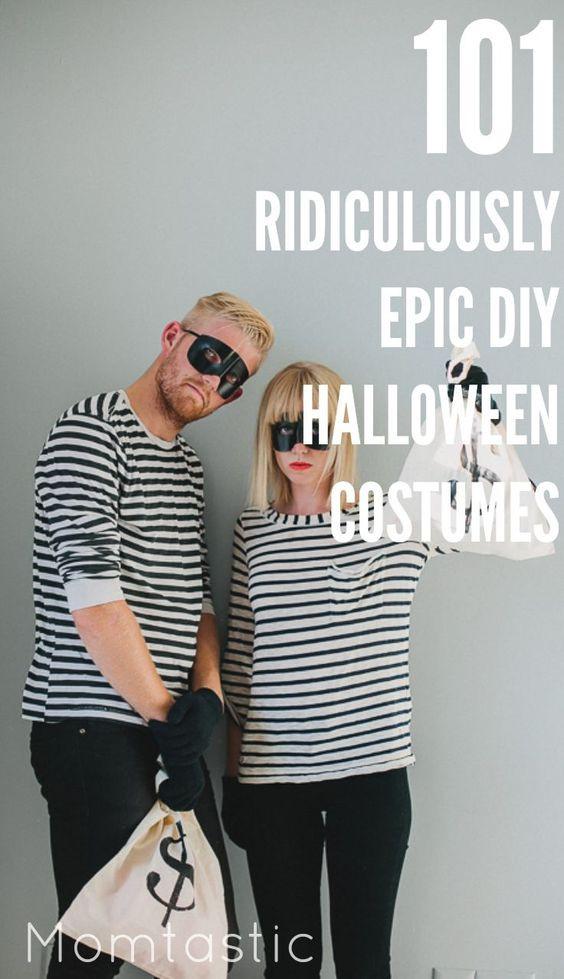 Clever DIY Halloween Costumes  Epic DIY Halloween Costumes