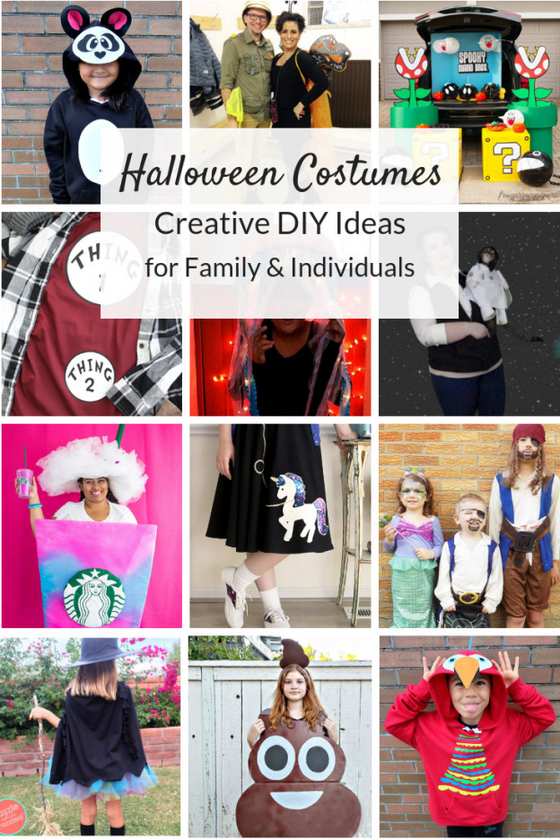 Clever DIY Halloween Costumes  Creative DIY Halloween Costumes two purple couches