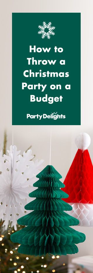 Company Christmas Party Ideas On A Budget  25 best ideas about fice Christmas Party on Pinterest