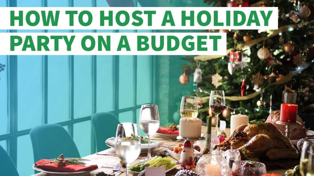 Company Christmas Party Ideas On A Budget  How to Host a Holiday Party on a Bud