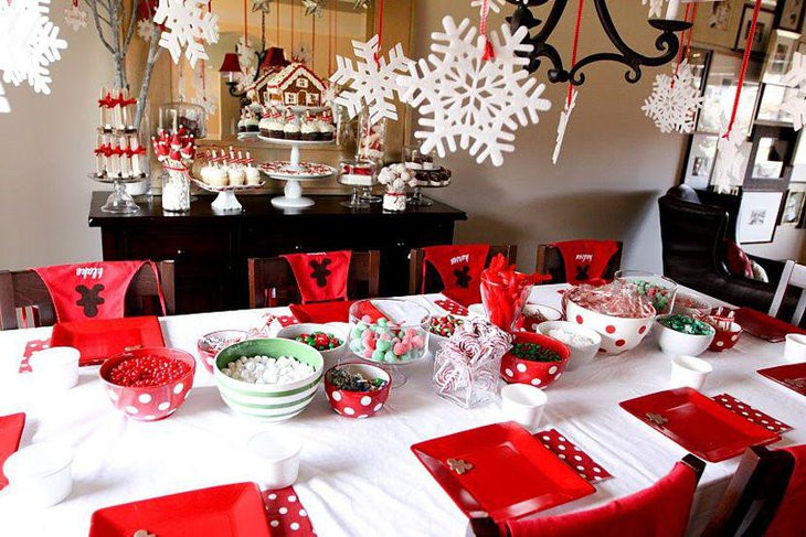 Company Christmas Party Ideas On A Budget  30 Surprise Party Table Decorations