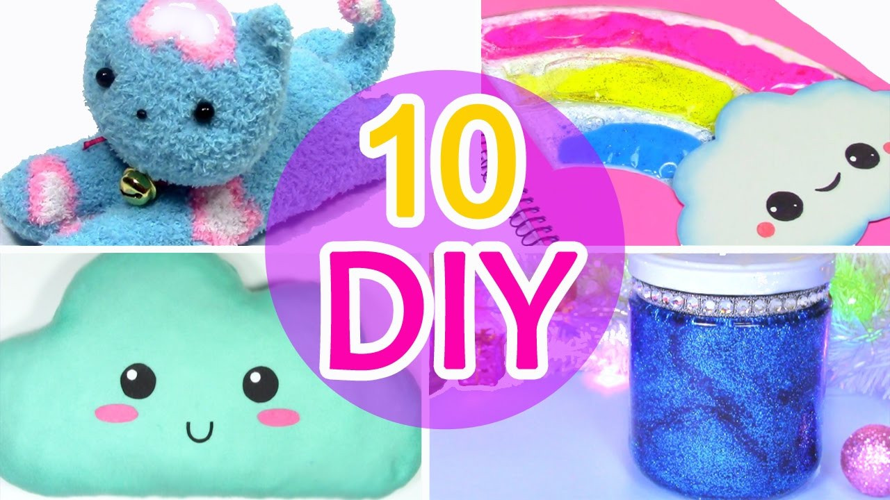 Crafts For Kids To Do At Home  5 Minute Crafts To Do When You re BORED 10 Quick and Easy