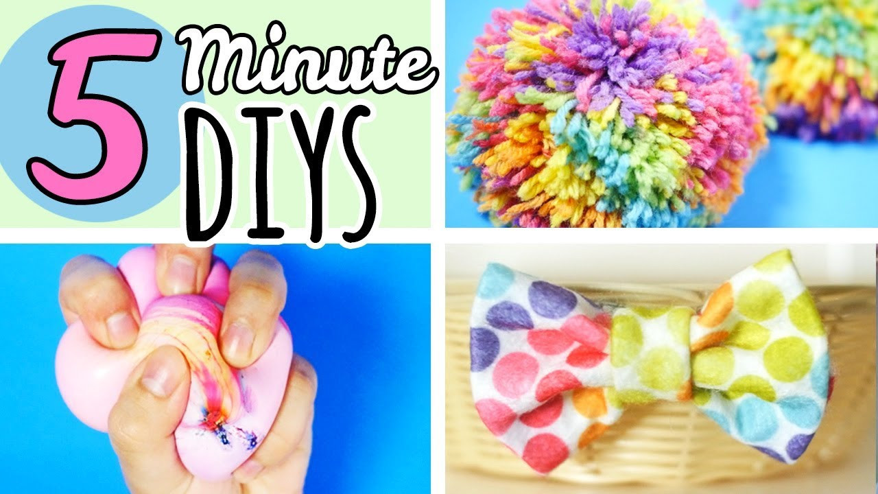 Crafts For Kids To Do At Home  5 Minute Crafts To Do When You re Bored